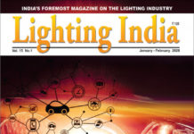 Lighting India Magazine - Jan-Feb 2020 Issue covers: Coronavirus Fallout, Automotive Lighting, Office Lighting, Connected Lighting, Automation, LED, Smart Lighting