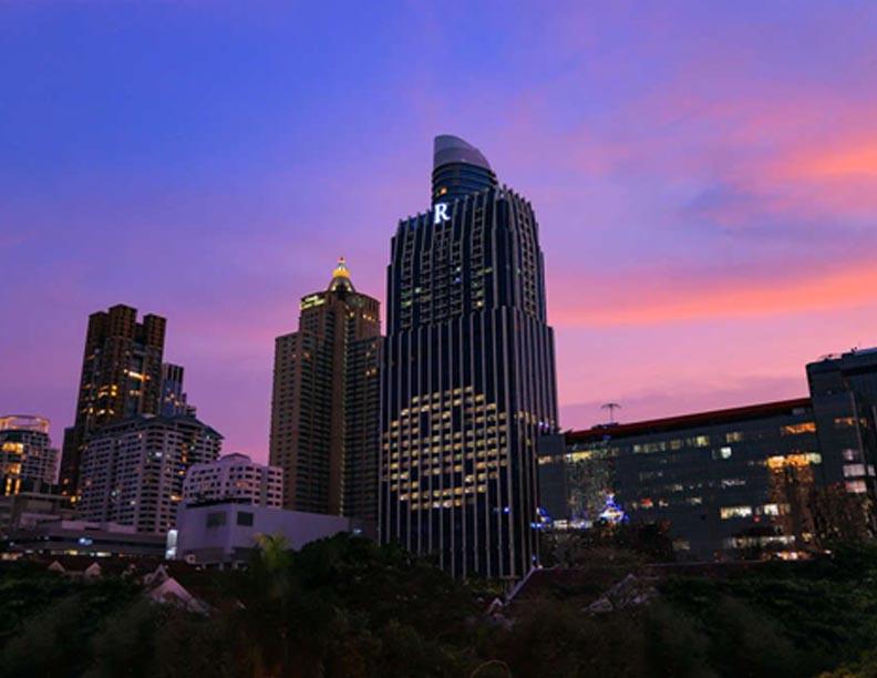 Light For Hope Renaissance Bangkok Ratchaprasong Hotel