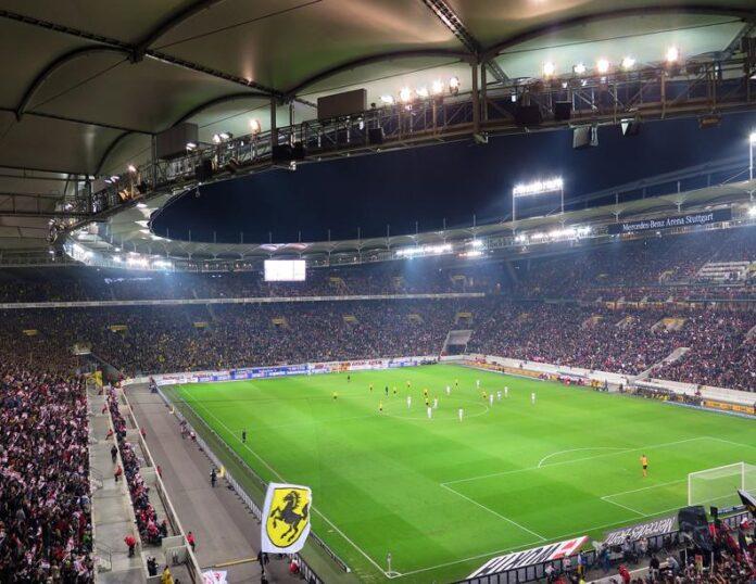 Thorn Lighting Opel Arena Mainz
