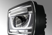 Hella Headlamps Trucks